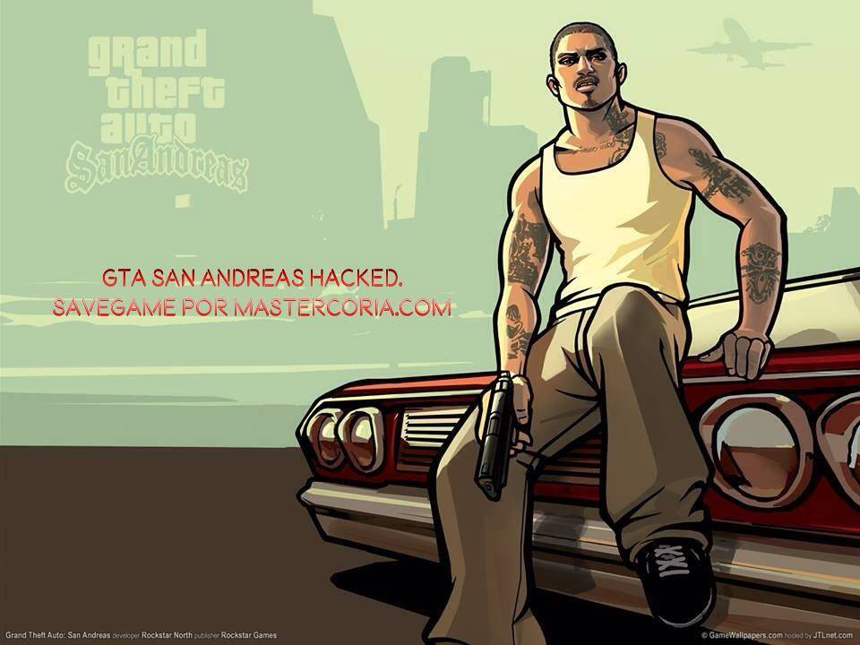 Aprende a hackear este juego ⭐ DESCARGA un HACK para GTA San Andreas! ✅ Aprenderás a ponerte una PARTIDA 100% pasada, además de unos MODSGENIALES. 🔥