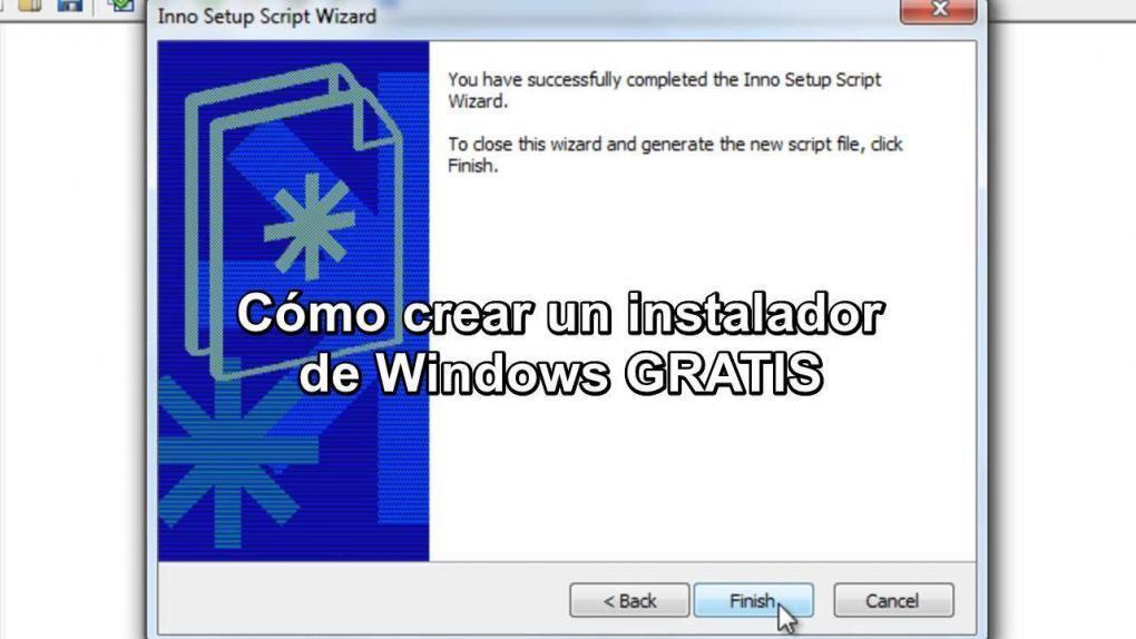 En este tutorial te enseñaré a ⭐ CREAR UN INSTALADOR gratis para un programa de WINDOWS ⭐, con un programa muy intuitivo y fácil de usar. ✅