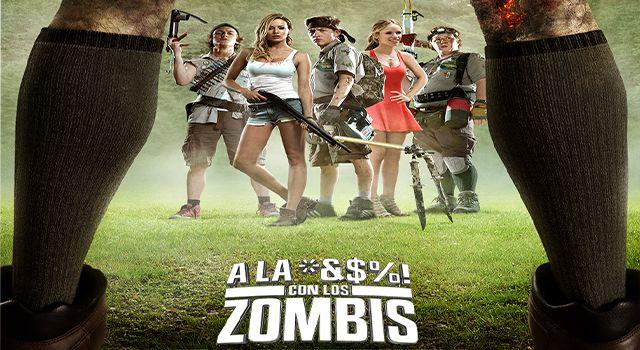 Here you can see the movie Fuck the Zombies Online COMPLETE in Spanish, sit down, get comfortable and get ready for the action.
