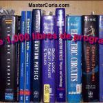 ⭐ LISTA de 1500 LIBROS de PROGRAMACIÓN en PDF ⭐ Pasan desde el desarrollo web, MATLAB, Android, Bases de Datos, y MUCHO MÁS. 👌 ¡ENTRA! ⚡