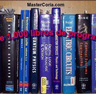 ⭐ LIST of 1500 PROGRAMMING BOOKS in PDF ⭐ They go from web development, MATLAB, Android, Databases, and MUCH MORE. 👌 ENTER! ⚡