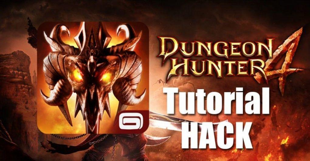 Hack for Dungeon Hunter 4 (DH4)