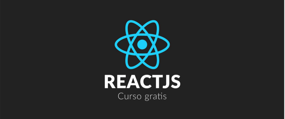Aquí encontrarás un CURSO GRATIS de React JS, la librería de JavaScript que te permite crear hermosas interfaces de aplicaciones.