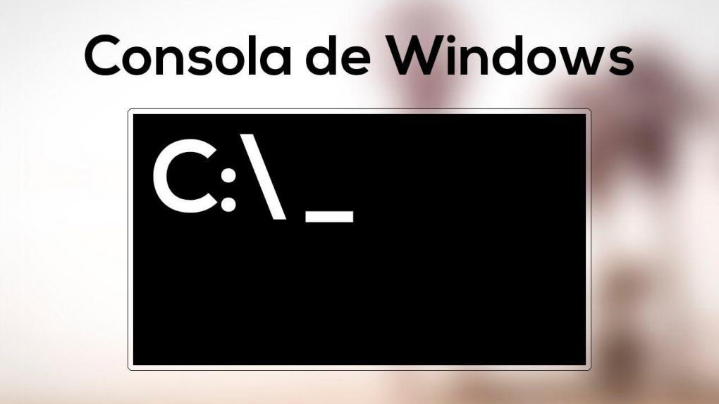 Learn how to use the Windows console (CMD).