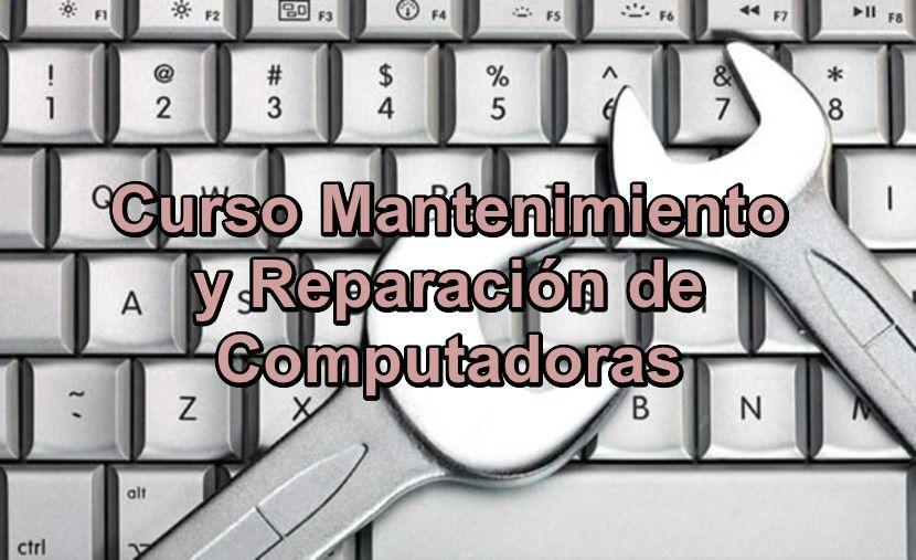 You will see a ⭐ complete COURSE of REPAIR and MAINTENANCE ✅ preventive and corrective both computers, laptops (PC) and notebook. ⭐