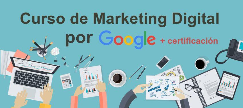 In this post, you will find a fabulous course offered by Google ✅, and in it you will learn about DIGITAL MARKETING ✅ totally FREE.