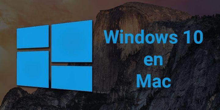 Here you will learn how to install Windows 10 on Mac with Boot Camp, a program that will facilitate this task. We explain you STEP BY STEP.