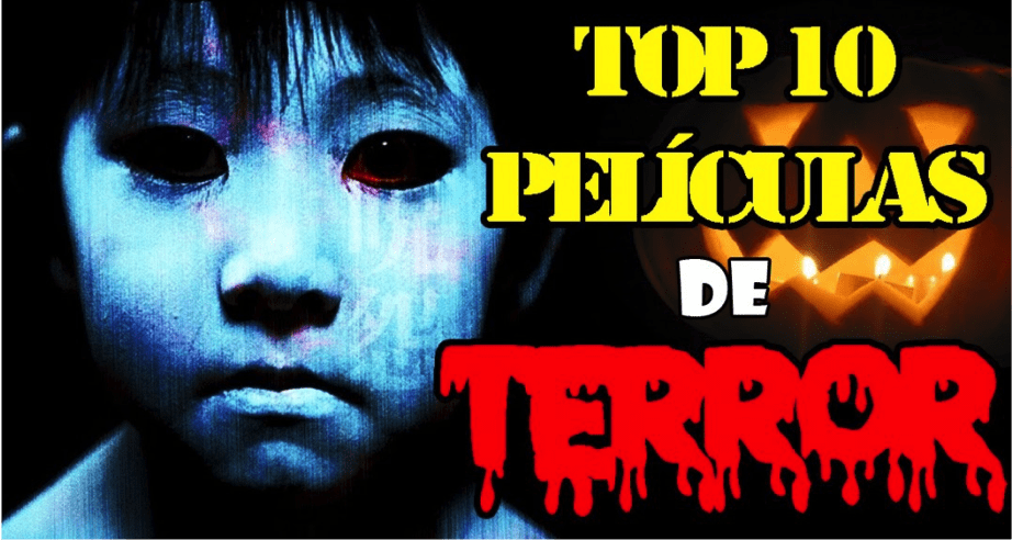 TOP 10 horror movies that are very scary.
