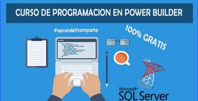 Encontrarás un buen ⭐ curso completo de PROGRAMACIÓN en POWER BUILDER ✅, para poder desarrollar esos proyectos web.