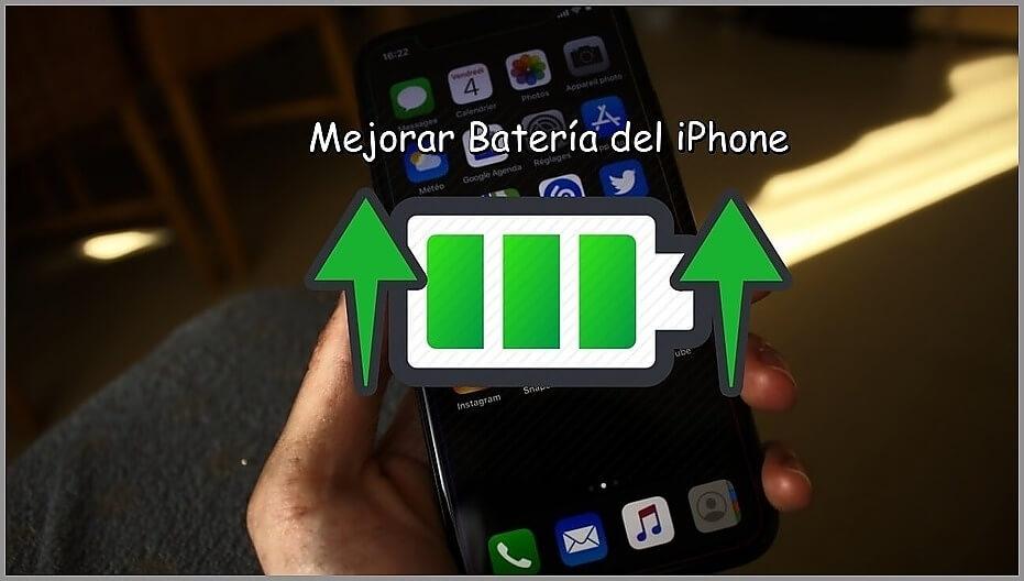 Ve cómo ⭐ MEJORAR la DURACIÓN de la BATERÍA ✅ de tu dispositivo Apple como el iPhone. Con estos sencillos trucos podrás ahorrar la batería de tu iPhone.