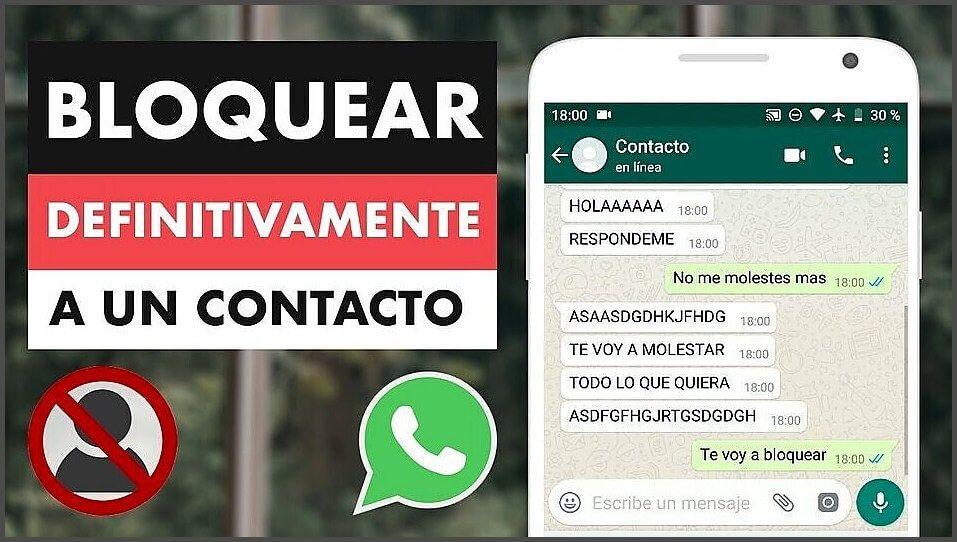 ¿Buscas bloquear a una persona / contacto ✅ que te molesta en WhatsApp en Android o Apple iOS? ENTRA AQUÍ ⭐ para aprender cómo.