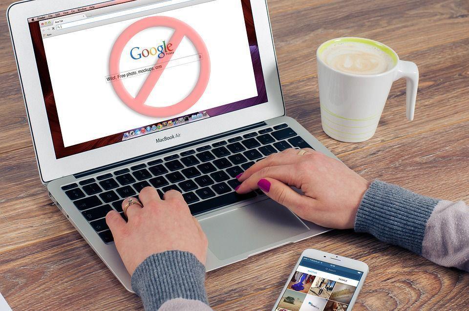 Razones para dejar de usar Google.