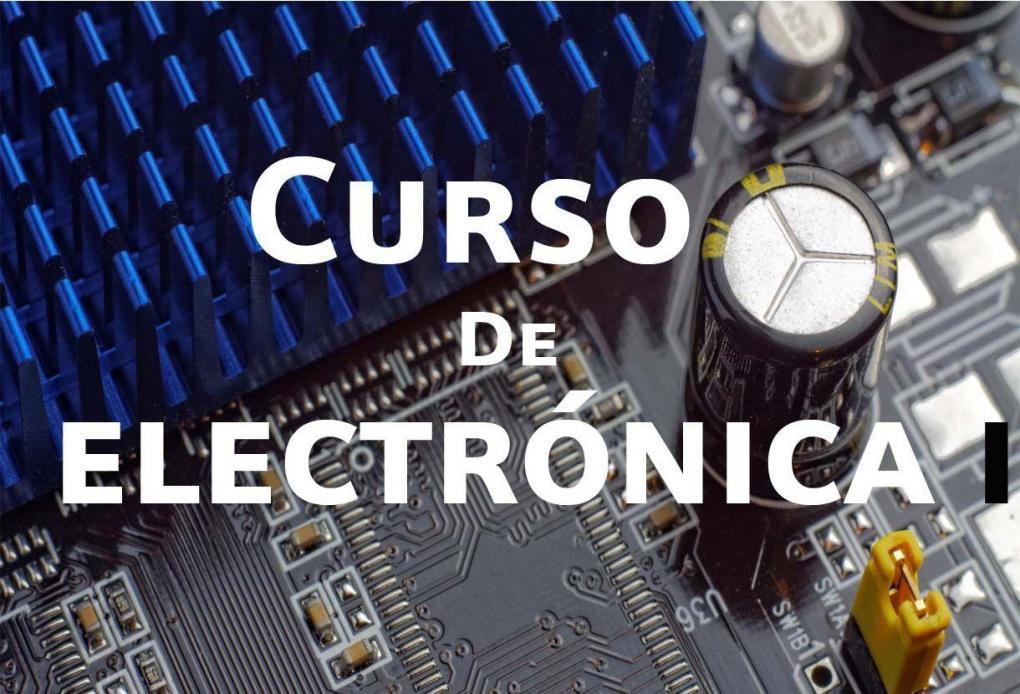 Basic electronics course.