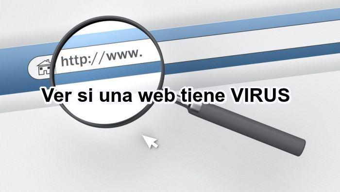 You will see a ⭐ Web page CHECKER to ANALYZE and verify ✅ if a URL of a web page is MALICIOUS, SAFE ⭐ or has some kind of virus.