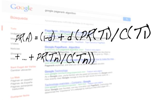 Gracias a Massori es que el motor de búsqueda Google existe.