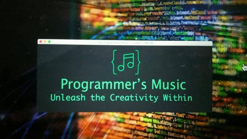 Página para escuchar música mientras programas.