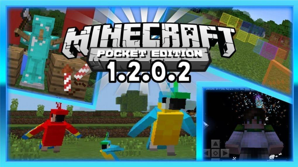 Download Minecraft PE 1.2.0.2 FULL for Android [.APK]