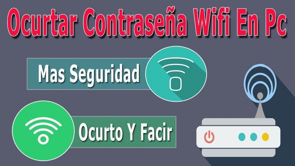 En este post aprenderás a ocultar la clave del Wi-Fi usando Windows 8 y 10. Nadie más podrá indagar en tu internet. ¡ENTRA!