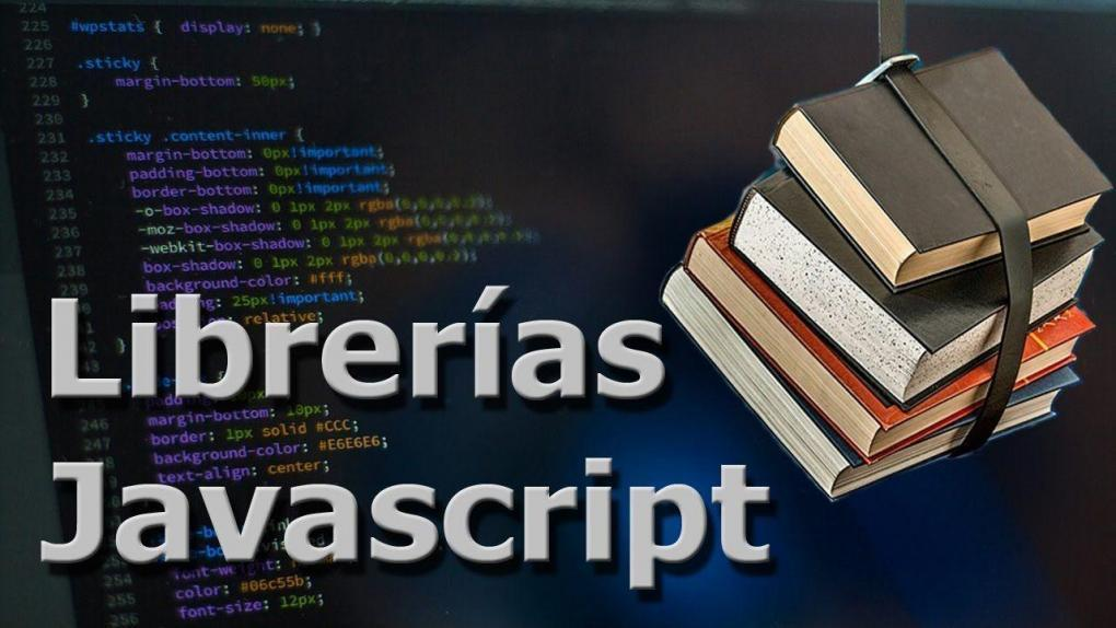 What are the best LIBRARIES and FRAMEWORKS that you can find in the world of JAVASCRIPT? ⭐ ENTER HERE! ⭐ And see the UPDATED list. ✅