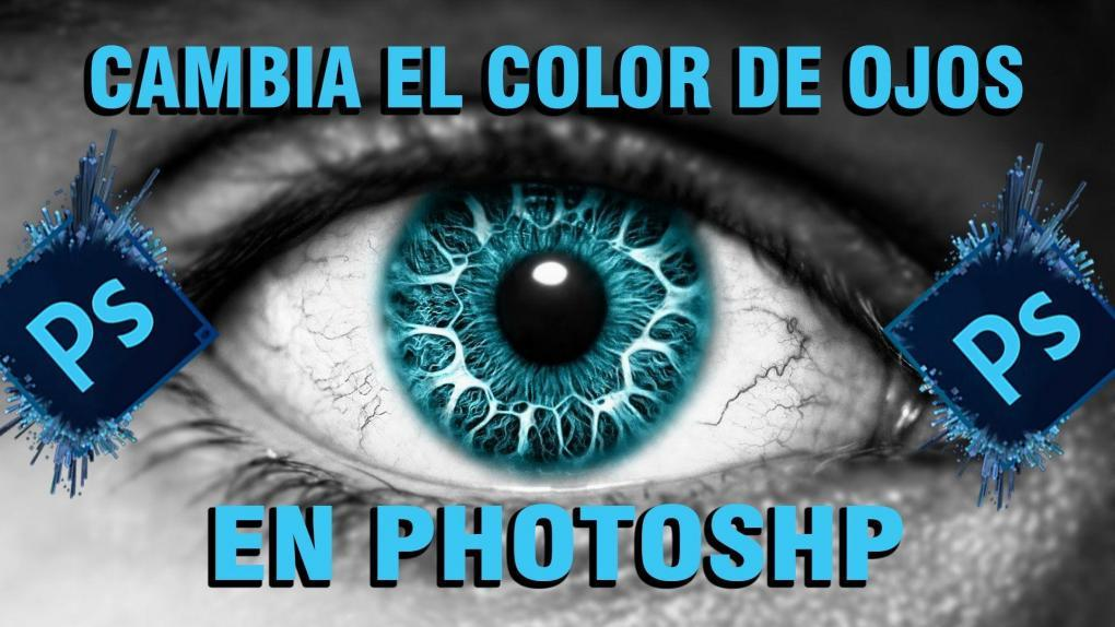 In this post we will show you how you can change eye color using the famous Photoshop CS6 program, without being noticed. ENTERS!