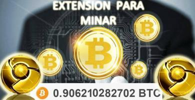 In this post we will show you how you can mine Bitcoins using your Google Chrome browser. As you heard: automatic mining thanks to Chrome! ENTERS!