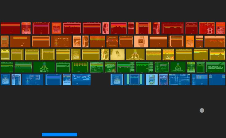 Uno de los mejores trucos de Google para jugar: Google Atari Breakout.