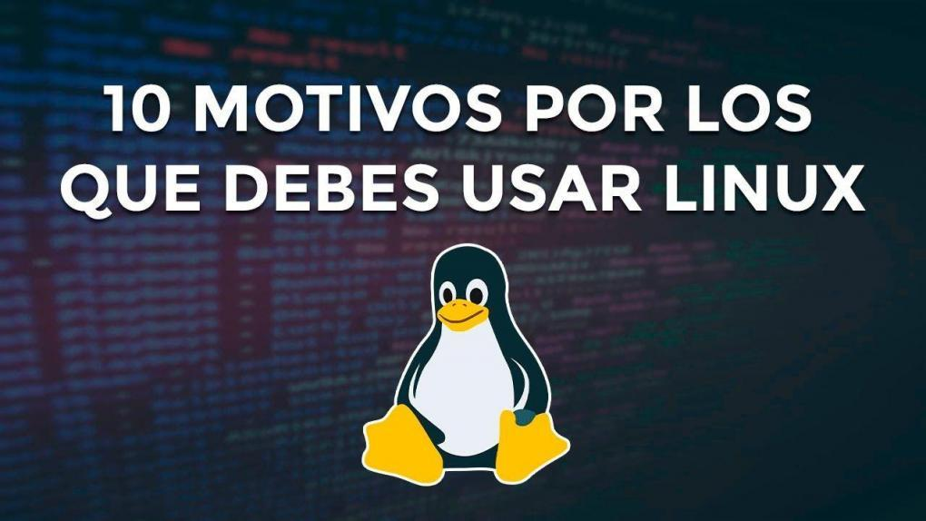 Have you thought about switching from Windows to another system? In this post we will present you 10 reasons or reasons why you should use Linux. ENTERS!