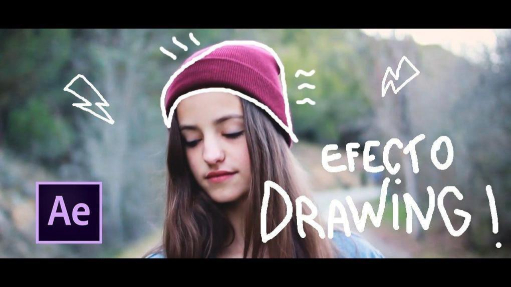 In this post we will teach you how to make the Drawing effect, or also known Scribble in the Adobe After Effects program, explained step by step. ENTERS!