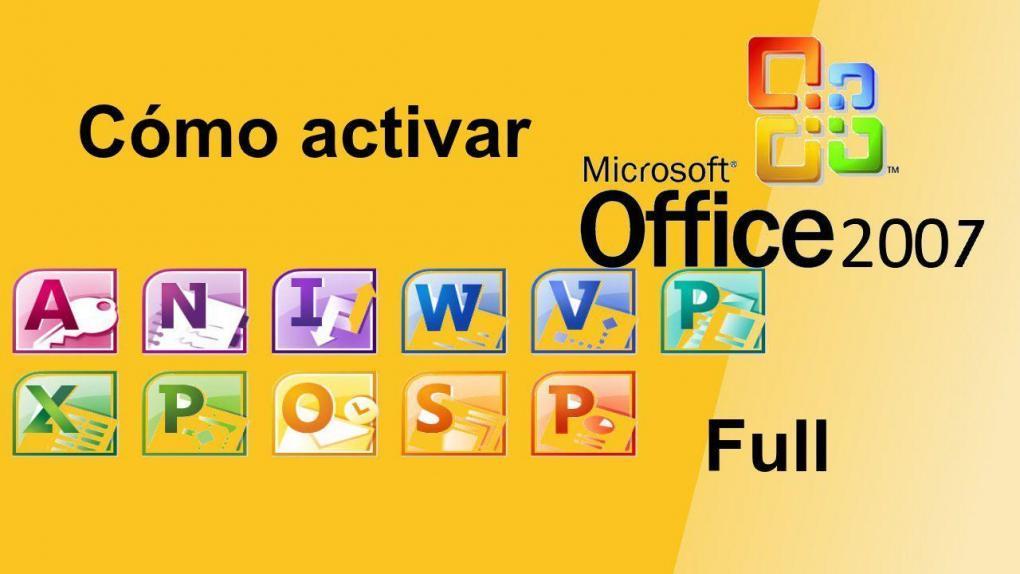 ✅ Aquí te enseñaremos CÓMO ACTIVAR Office 2007 Full por completo, paso a paso con un ACTIVADOR o Claves / Seriales de Office 2007. ✅ ¡ENTRA!