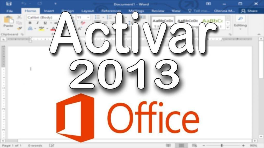 Learn to permanently ACTIVATE Microsoft OFFICE 2013 Full HERE ⭐ Step by step using an ACTIVATOR (crack) or Office 2013 Keys. ✅ ENTER! ✅