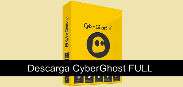 DOWNLOAD CYBERGHOST VPN FULL: We will teach you how to download and install CyberGhost version 6.5.1.3377 Full for life, in Spanish, for 32 and 64 bits.