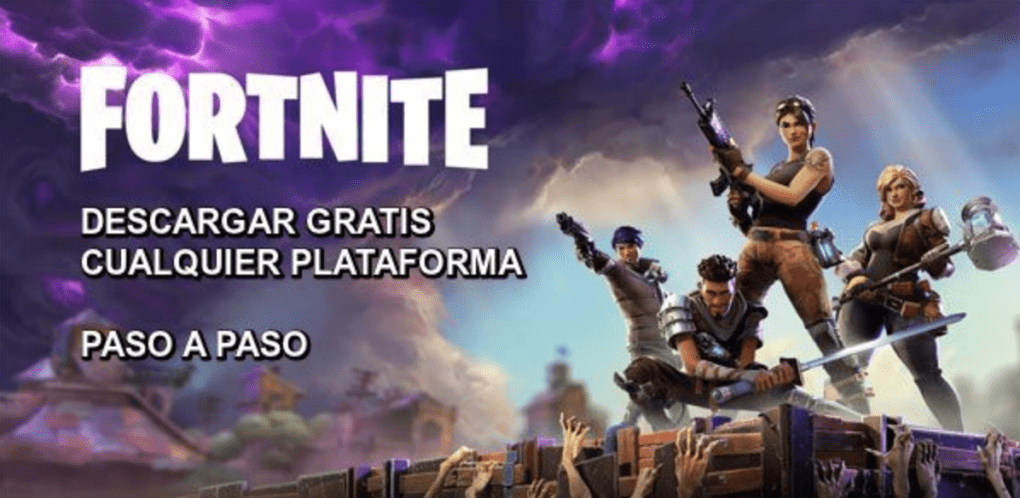 See how to download ⭐ FORTNITE FREE ✅ (both for PC, MAC, Android APK ⭐, Xbox One, PlayStation, Nintendo Switch step by step.