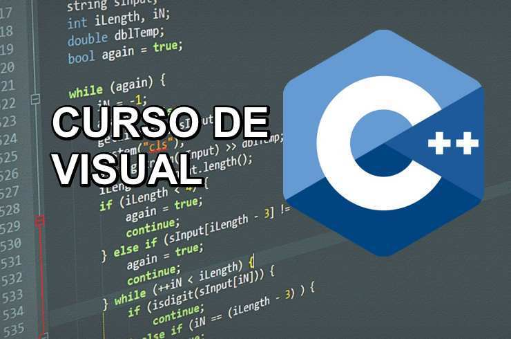 You will find a ⭐ Basic and Advanced (Complete) COURSE of VISUAL C ++ ✅ totally FREE, as well as some TUTORIALS ⭐ useful to start. ENTERS!