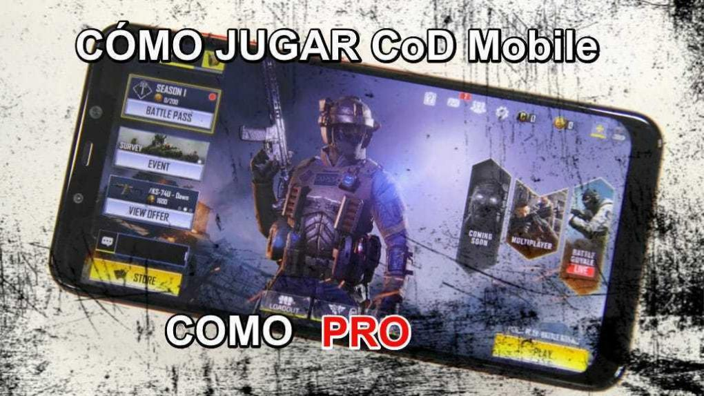 Discover ⭐ TRICKS to learn to PLAY Call of Duty Mobile as a PRO ✅, improve experience and WIN GAMES in CoD Mobile. ⭐