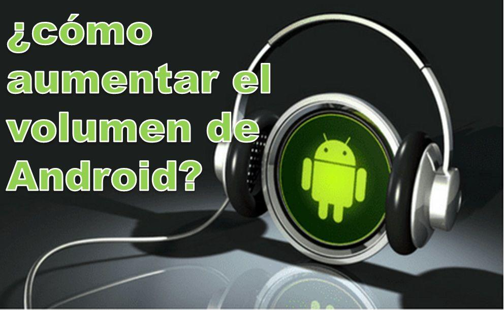 Learn to ⭐ INCREASE the VOLUME of your ANDROID cell phone step by step ✅ either WITH ROOT or WITHOUT ROOT ⭐ in an easy and simple way. ENTERS!