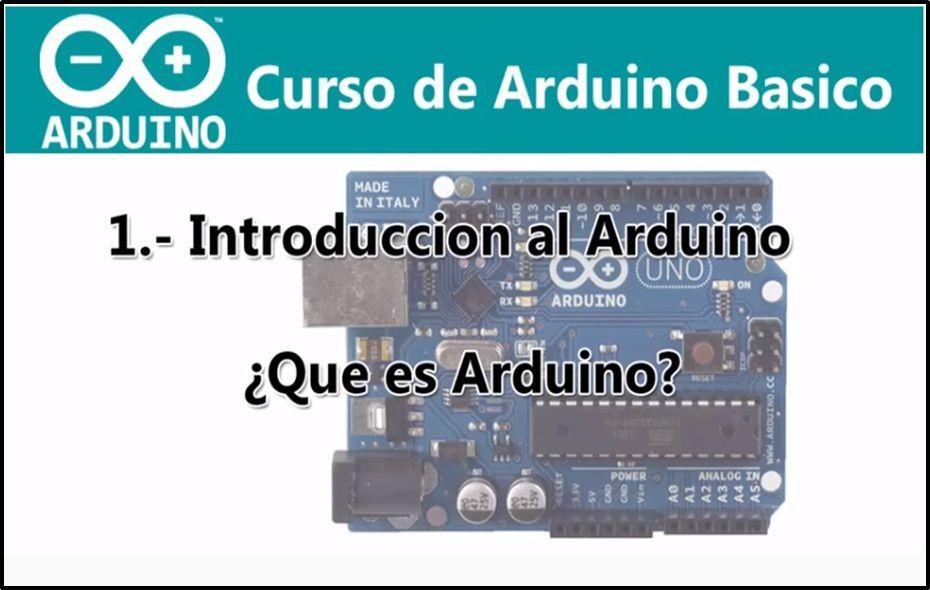 Curso de Arduino Basico