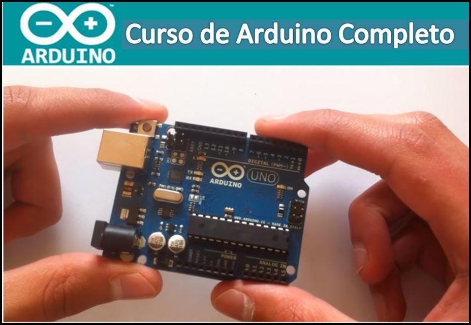 Curso de Arduino Completo