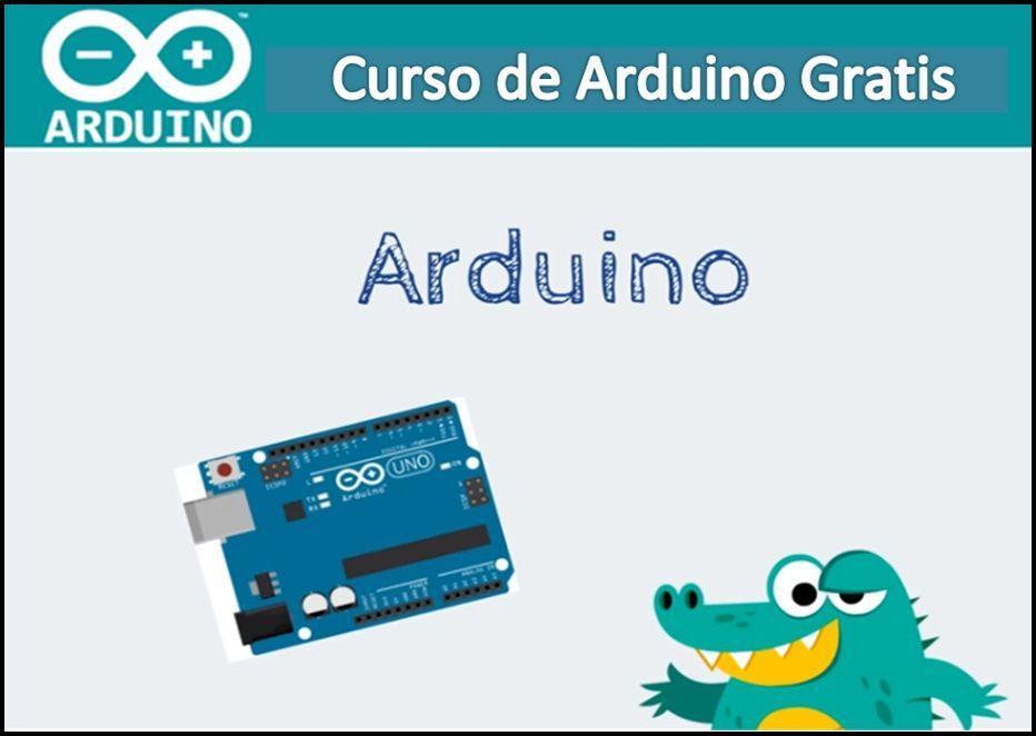 Curso de Arduino gratis