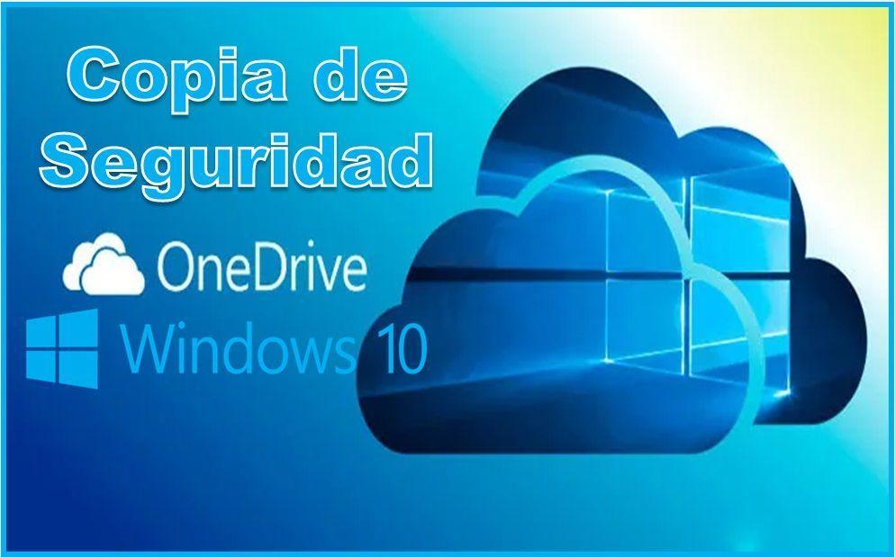 copia de seguridad de Windows 10 en la nube