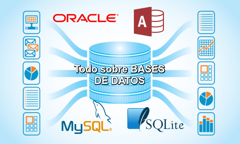 Todo sobre ⭐ BASES DE DATOS: su historia, TIPOS, MODELOS ⭐, características y programas de base de datos MÁS USADOS ✅ en la actualidad.
