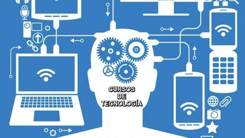 Decide tu futuro con los cursos de ⭐ TECNOLOGÍA e informática; aprende cursos de PROGRAMACIÓN web ✅, apps iOS, Android, edición de video y más. ⭐