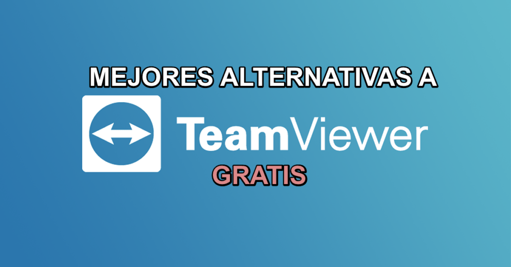 Learn about the ⭐ BEST alternatives to TeamViewer ⭐ tools or programs similar to TeamViewer but FREE, that can surpass this software. ✅