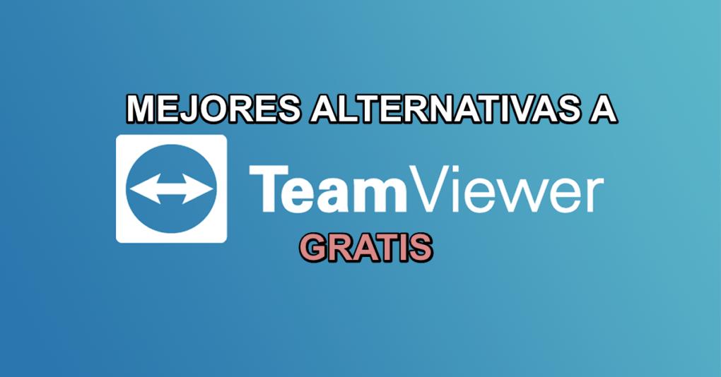 Conoce las ⭐ MEJORES alternativas a TeamViewer ⭐ herramientas o programas similares a TeamViewer pero GRATIS, que pueden superar a este software. ✅