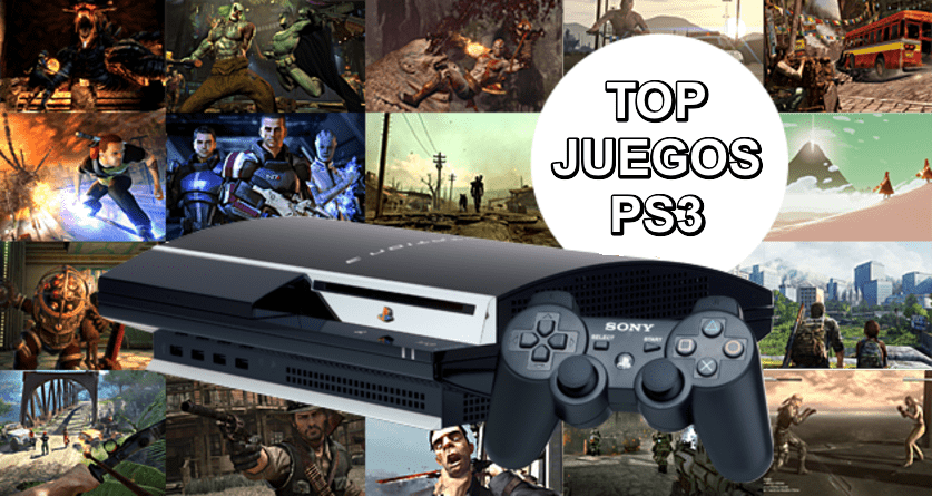 Learn about the⭐ BEST PS3 games ✅ New and recommended PS3 games for both (for two players or more ⭐) video games that have marked gaming history.