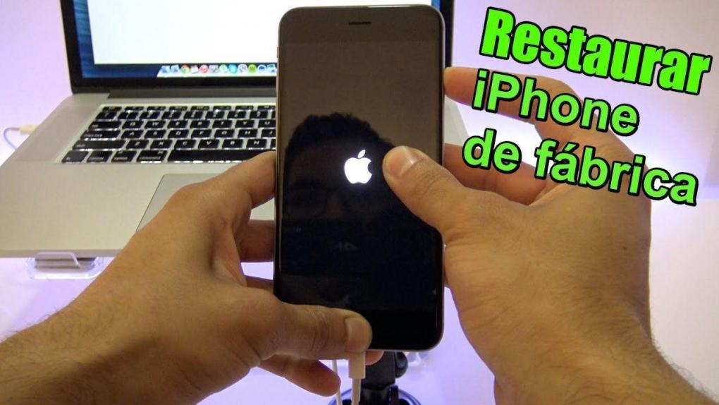 See how to ⭐ backup and reset your iPhone ⭐ to FACTORY VERSION ✅ from mobile or using iCloud and iTunes to make it like new.