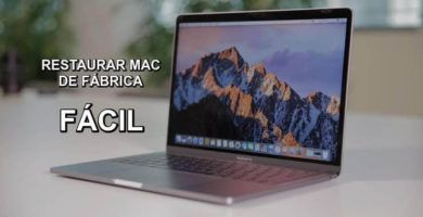 See ⭐ how to restore, FORMAT and erase everything from a MAC ✅ to the factory version, a necessary step when wanting to sell your Macbook laptop. ⭐