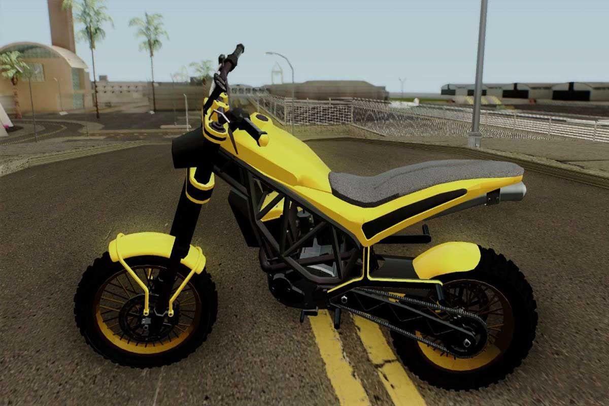 Have fun using the Maibatsu Sánchez Motorcycle