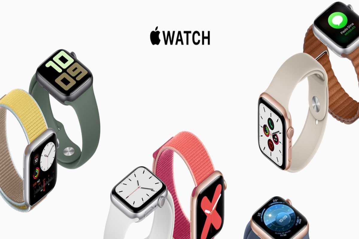 Smartwatches are some of the equipment of the company with the bitten apple