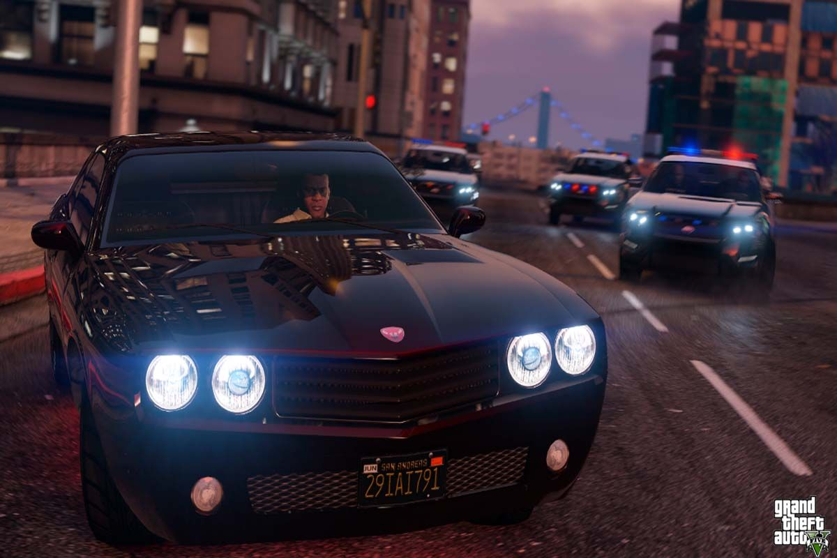 Cheats for GTA 5 on PC, Xbox 360, Xbox One, PS3 and PS4