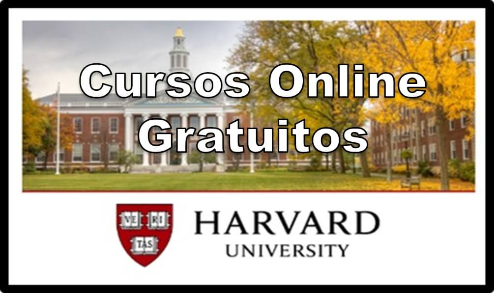 You will see an UPDATED list ✅ of HARVARD courses online that are FREE ⭐ and in SPANISH ⭐ to study and prepare remotely.